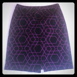 NWOT J. Crew the pencil skirt